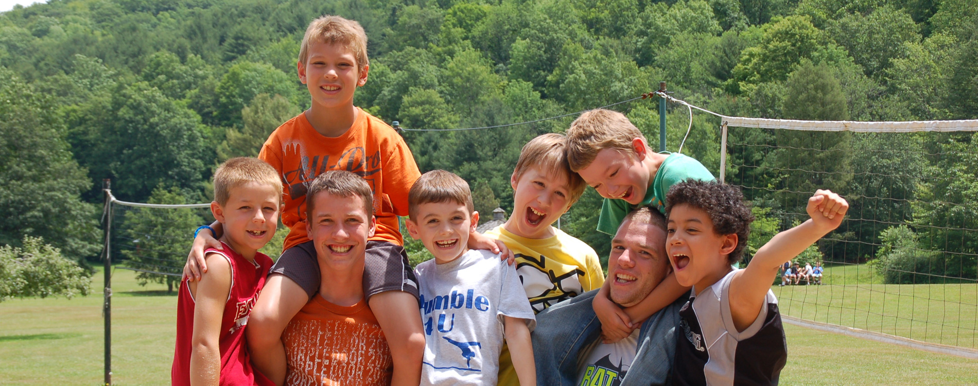 Summer Camps Troubled Teens